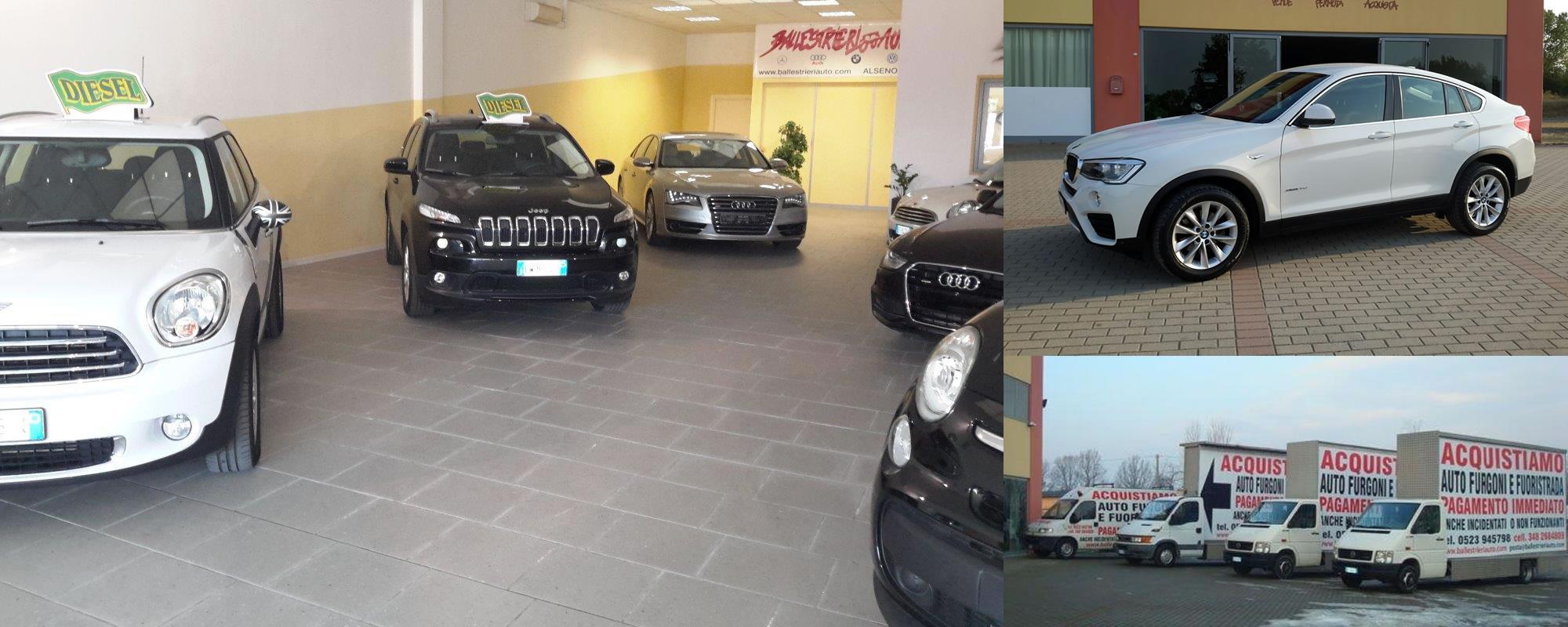 Acquistiamo la tua auto con pagamento immediato